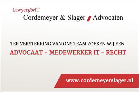 Banner Cordemeyer Slager