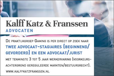 Banner Kalff-Katz & Franssen
