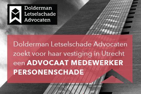 Banner Dolderman Letselschade