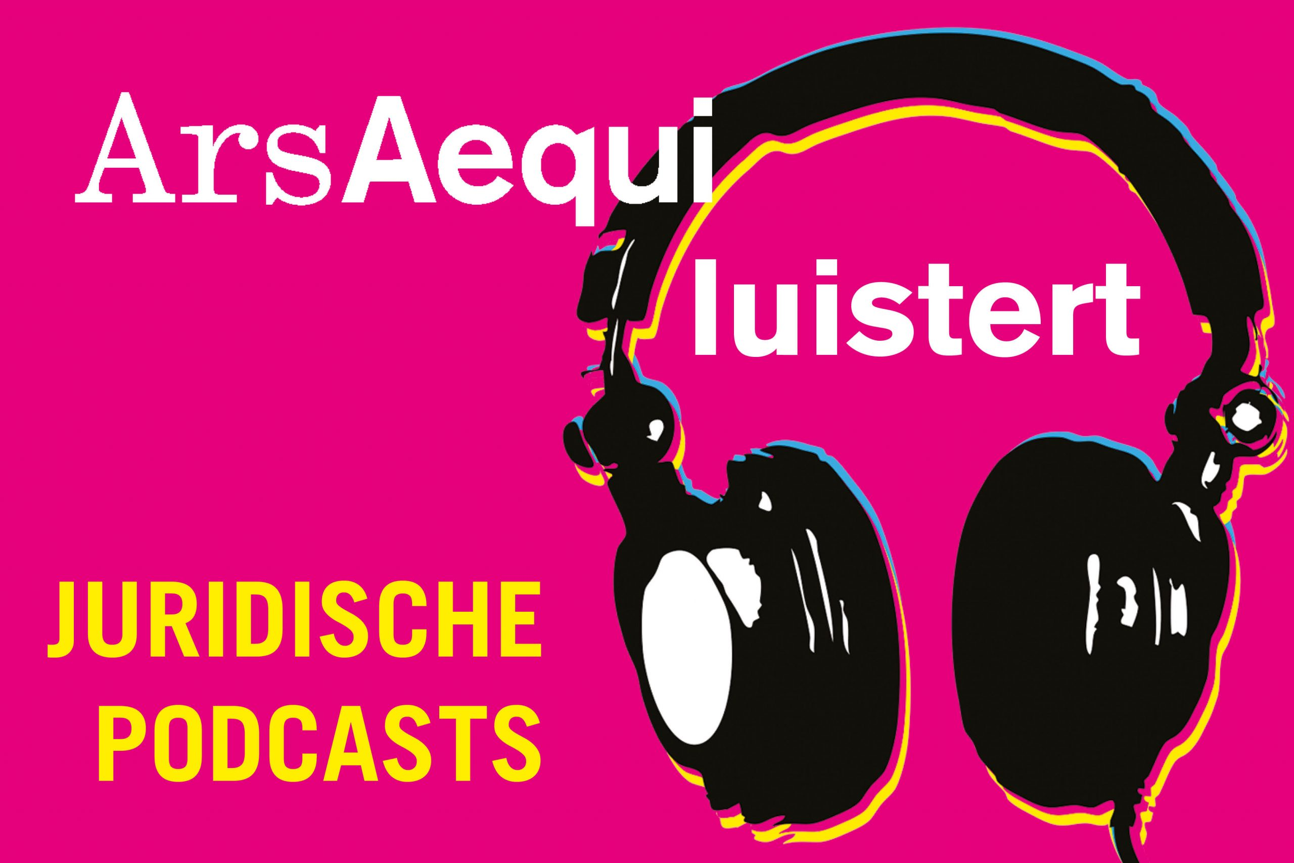 Banner Juridische podcasts