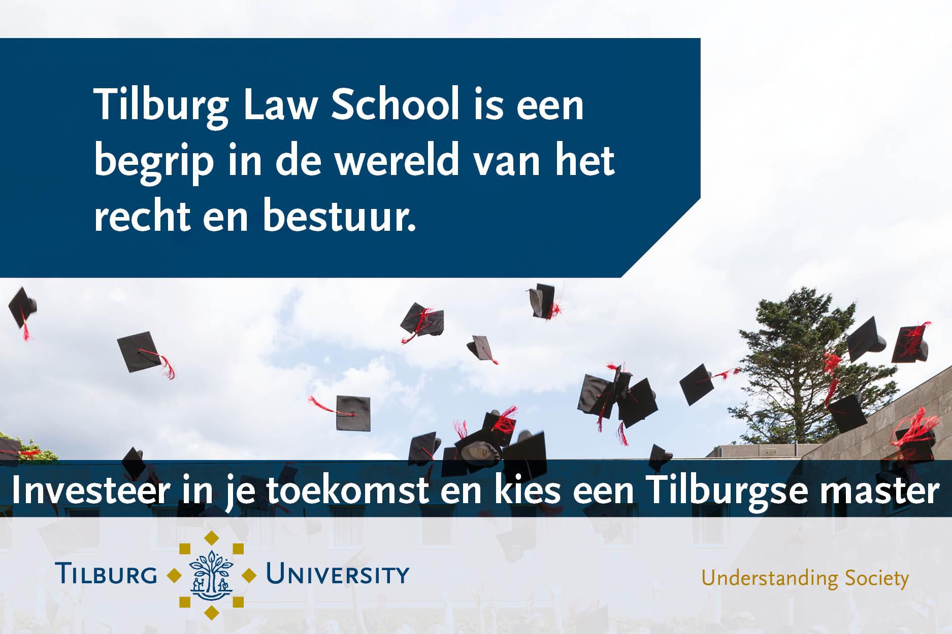 Banner Tilburg Law School