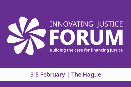 Banner Innovating Justice Forum 2020