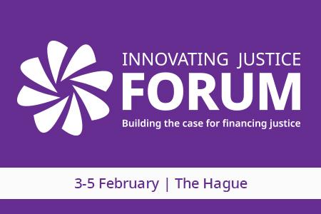 Banner Innovating Justice Forum 2020